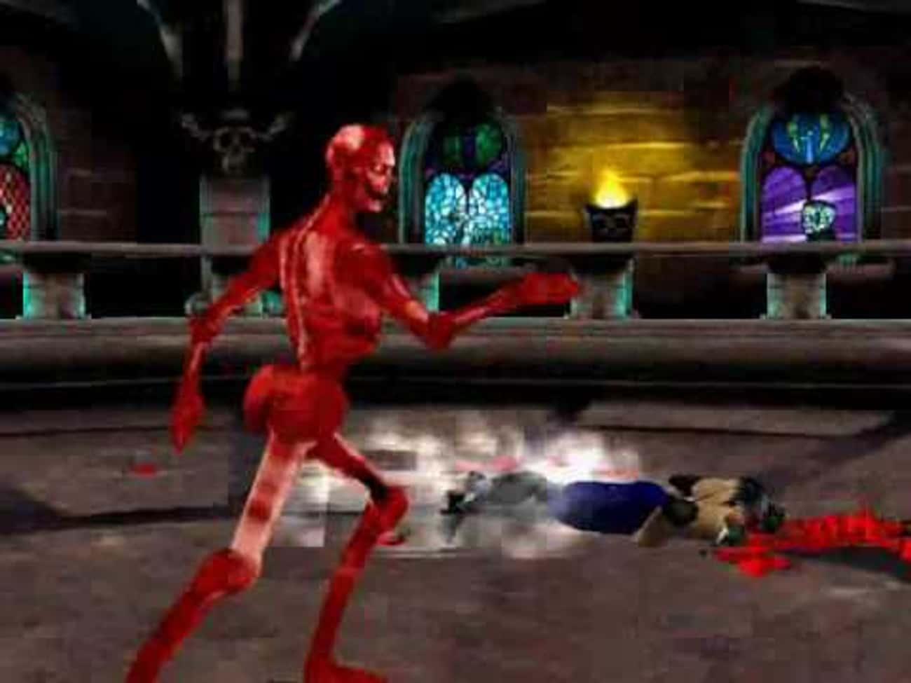 Meat - 'Mortal Kombat 4'