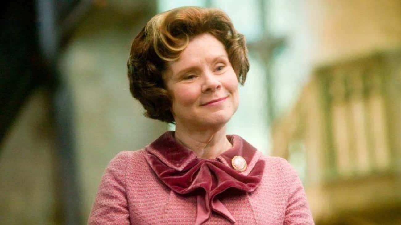Dolores Umbridge - 'Harry Potter and the Order of the Phoenix'