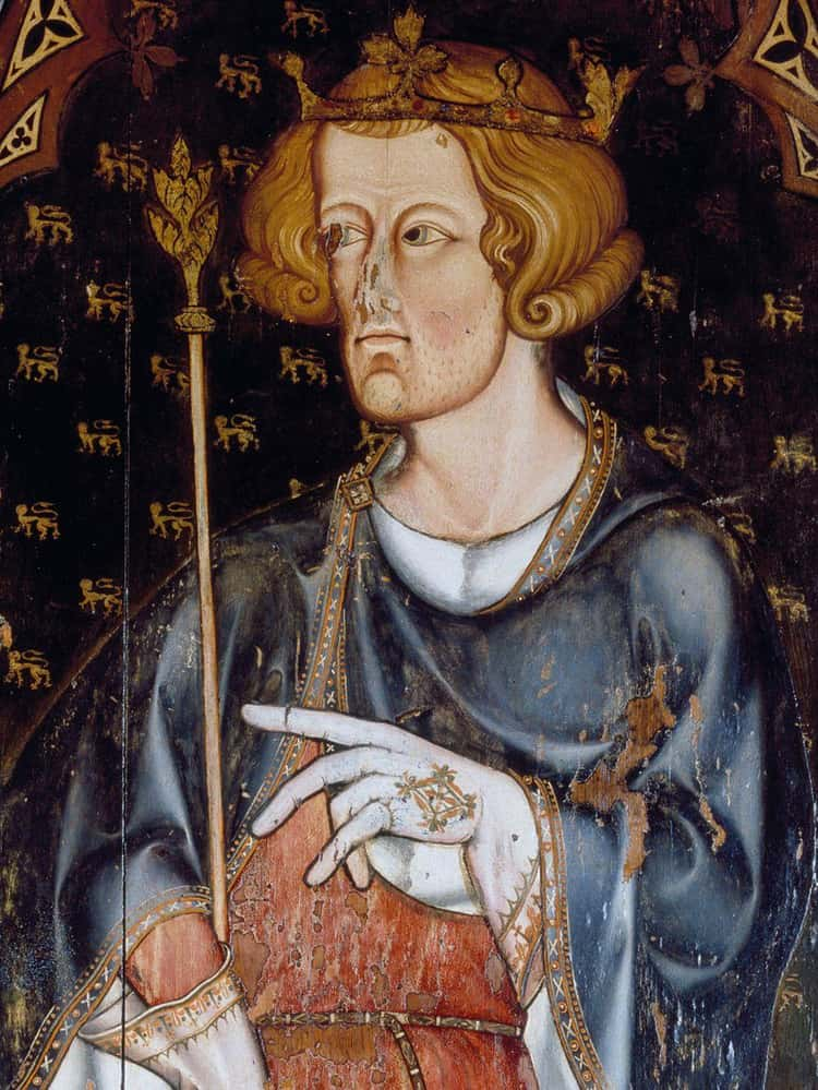 Edward I Was Called 'Longshanks' Because He Was Tall