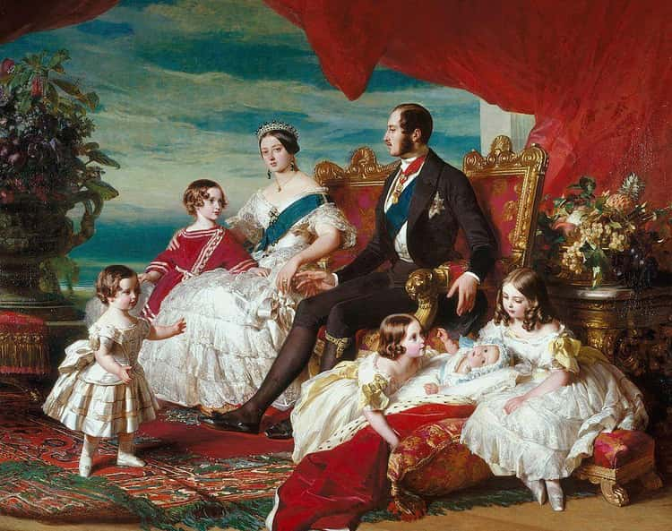 Queen Victoria Is Known As The 'Grandmother of Europe' For Good Reason