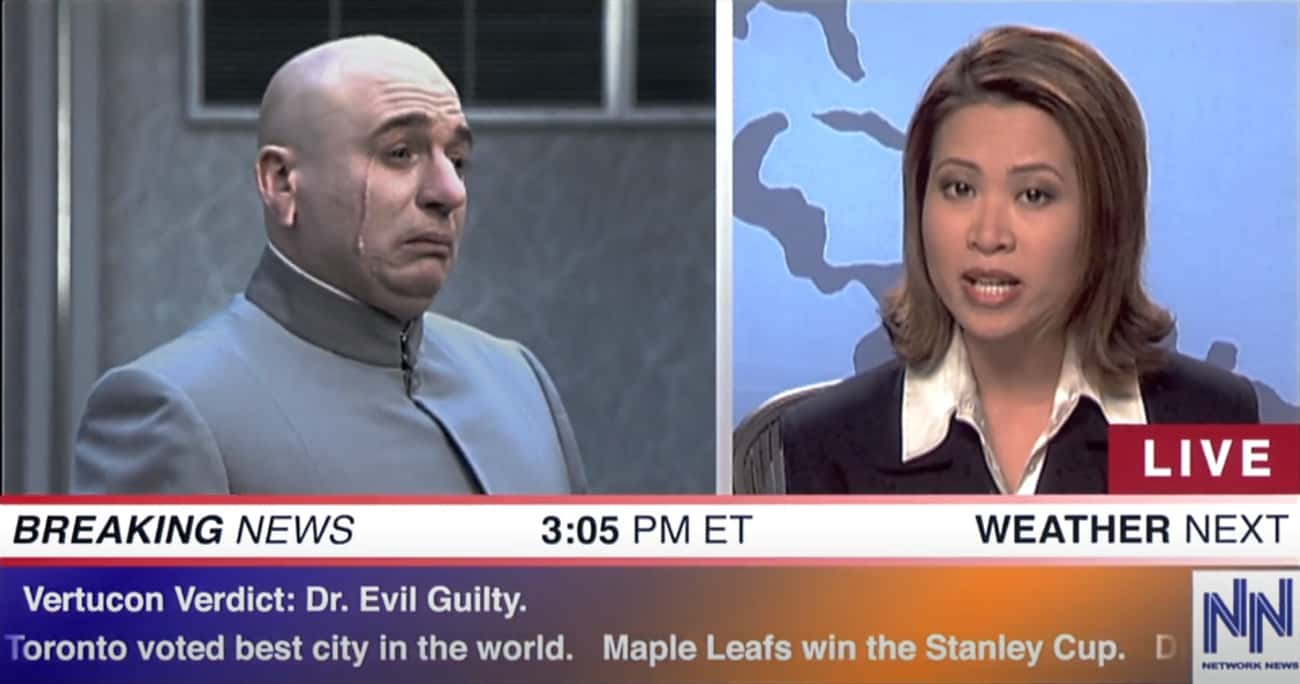 Mike Myers' Love For Canada Can Be Seen In 'Austin Powers in Goldmember'