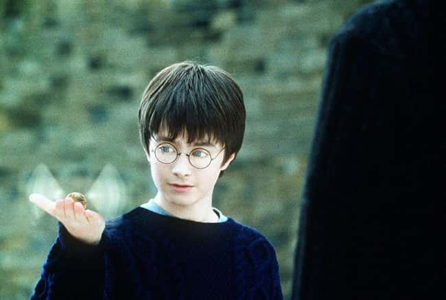 12-year old Harry Potter