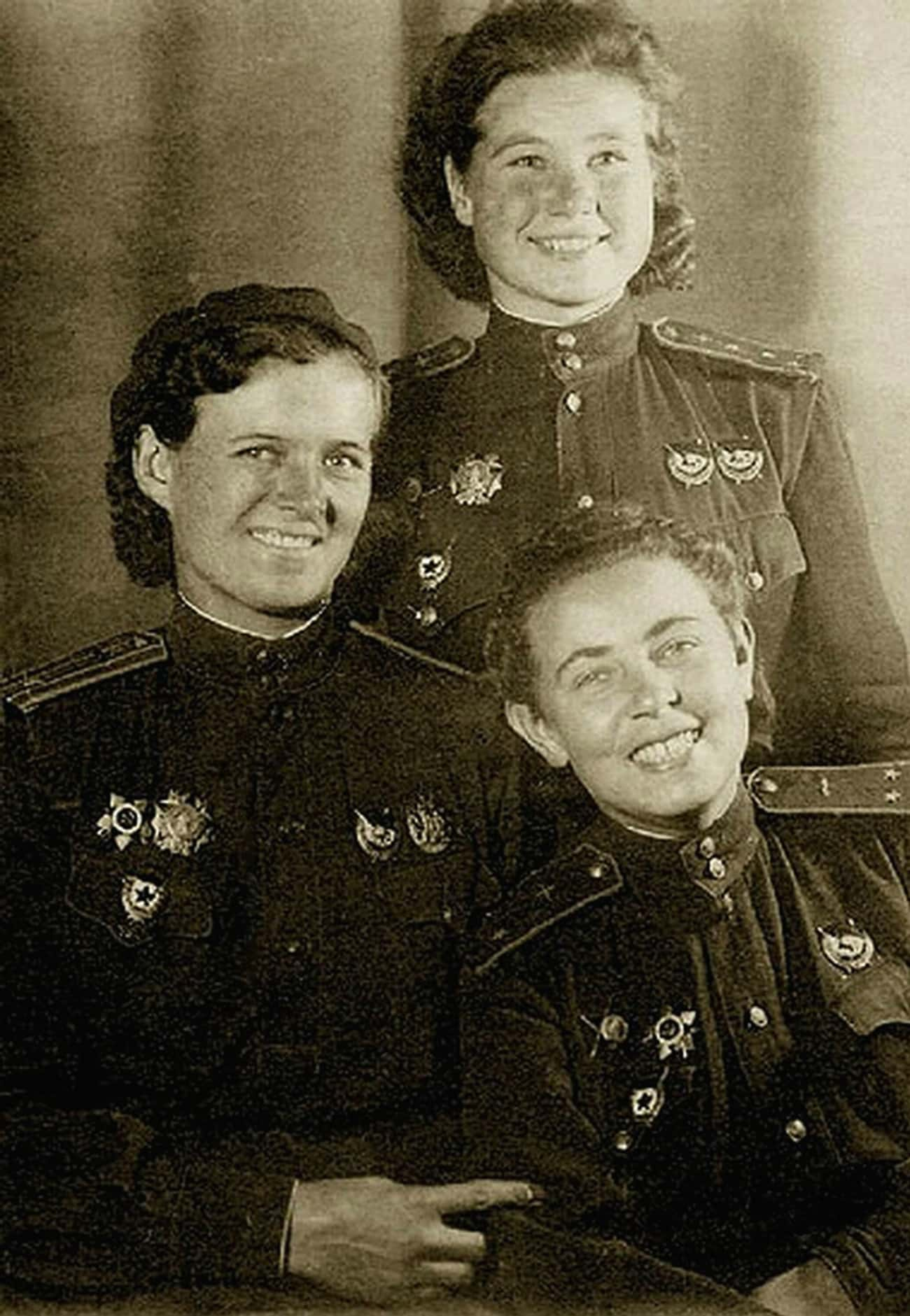 WWII Night Bomber Division - AKA 'Night Witches', 1942