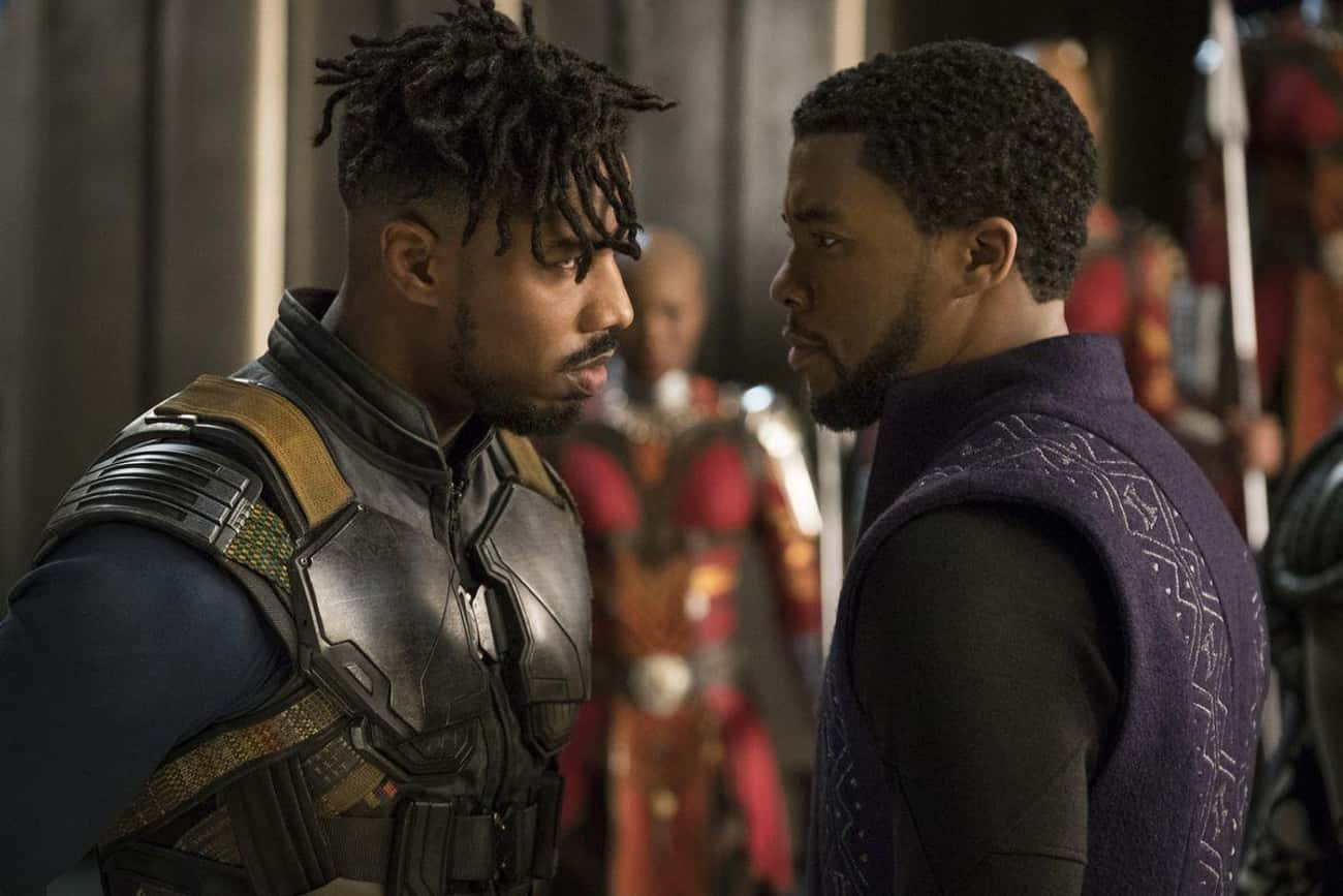Michael B. Jordan And Chadwick Boseman Played The Same Character On 'All My Children'