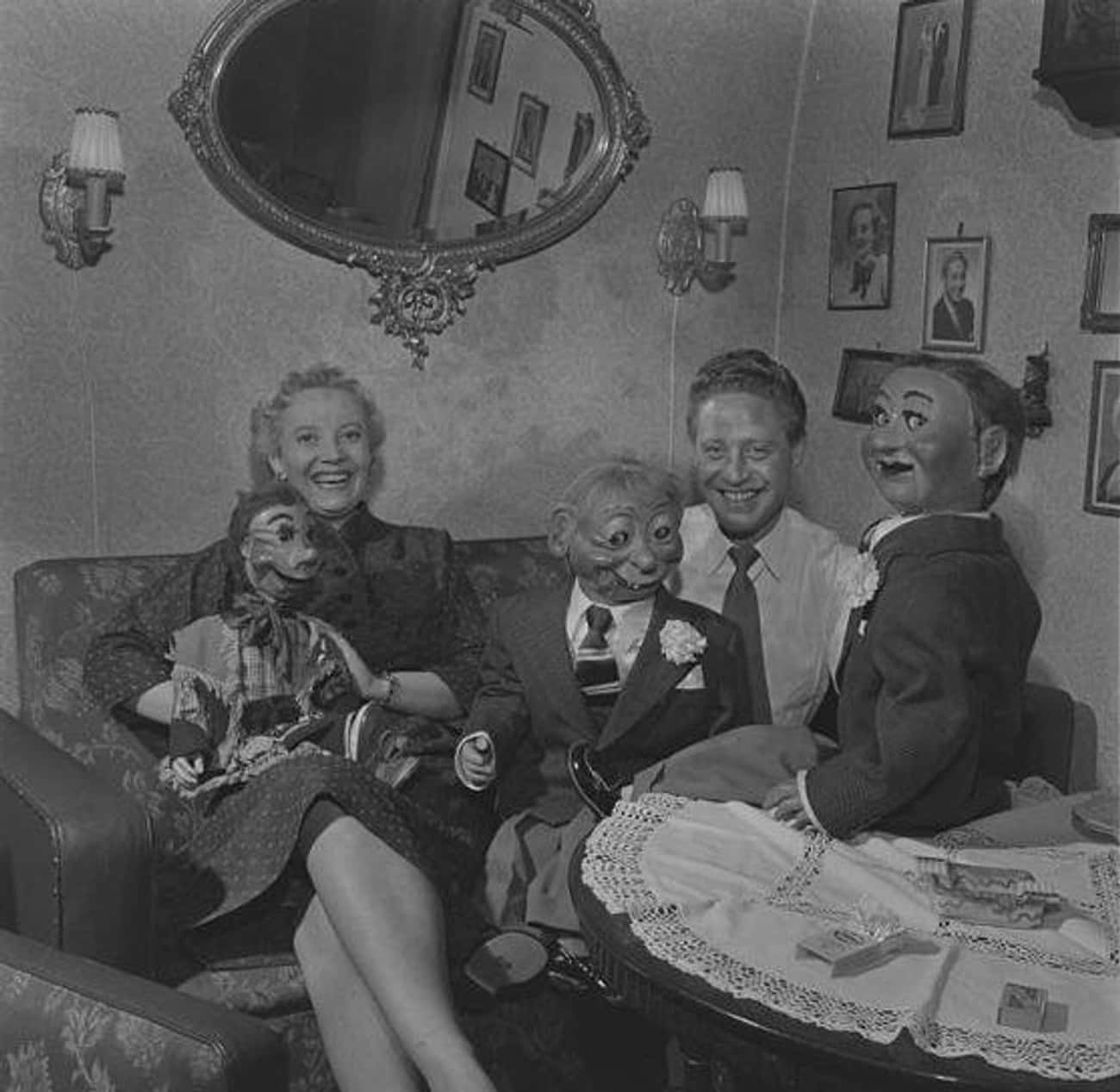 Norwegian Ventriloquists And Their Dummies (1954)