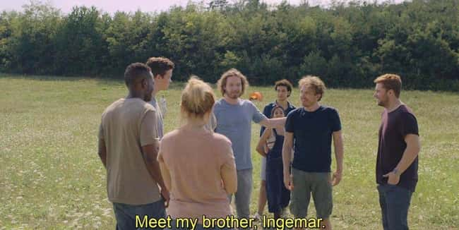 1. In Midsommar (2019), most of the Swedish dialogue spoken by the natives is deliberately not subtitled to create a sense of isolation for the audience and especially for the foreign visitors.