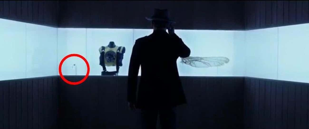 Sebastian Shaw's coin in X-Men: Days of Future Past
