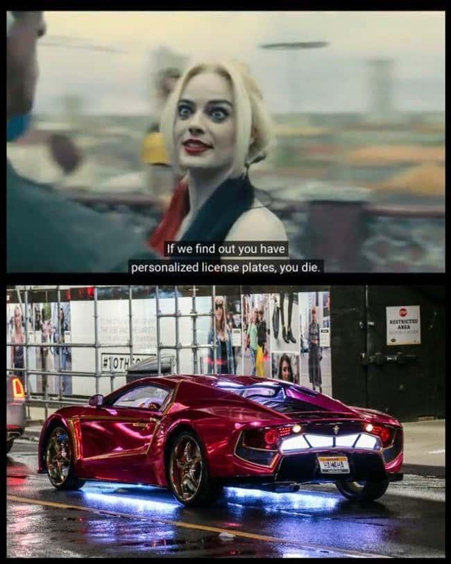 Harley dragging Joker