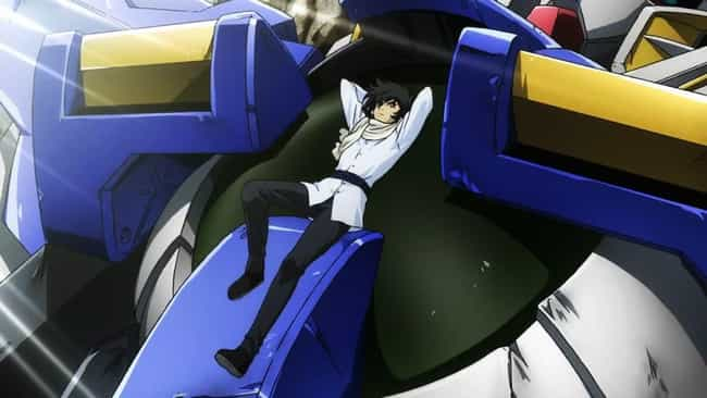 Setsuna F. Seiei is listed (or ranked) 4 on the list The 20 Best Anime Mecha Pilots of All Time