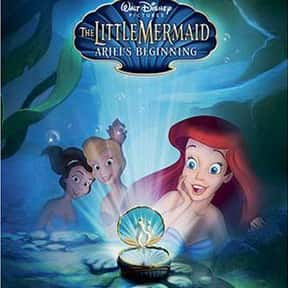 The Little Mermaid: Ariel' is listed (or ranked) 12 on the list The Best Disney Princess Movies