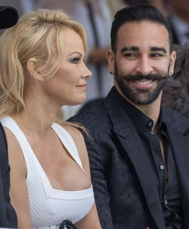 Adil Rami is listed (or ranked) 1 on the list Men Who Pamela Anderson Has Dated