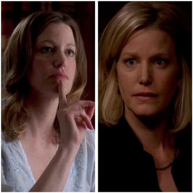 Anna Gunn is listed (or ranked) 5 on the list How the Cast of Breaking Bad Aged from the First to Last Season