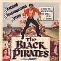 The Black Pirates is listed (or ranked) 49 on the list The Best Pirate Movies