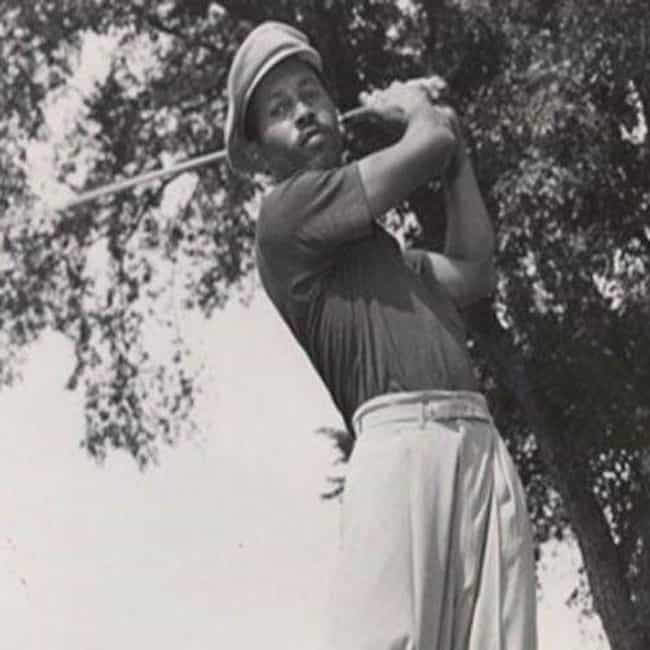 Ted Rhodes is listed (or ranked) 8 on the list The Best Black Golfers Of All Time