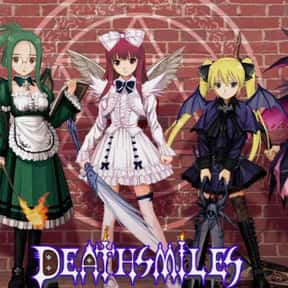 Deathsmiles is listed (or ranked) 18 on the list The All-Time Best PC Arcade Games On Steam