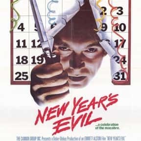 New Year's Evil is listed (or ranked) 22 on the list The Best Horror Movies Set in Hotels
