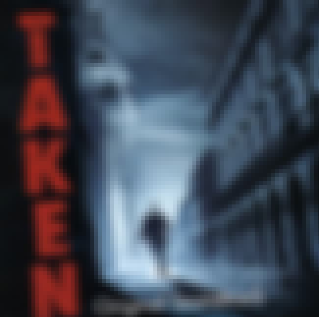 Taken is listed (or ranked) 4 on the list The 15 Most Intriguing Thriller Films (2000-2013)