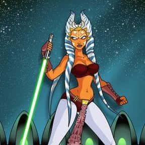 Ahsoka Tano is listed (or ranked) 8 on the list Vader to Binks: Best to Worst Star Wars Characters