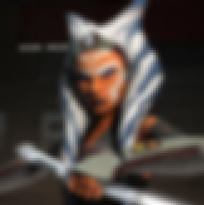 Ahsoka Tano is listed (or ranked) 2 on the list 20 Characters In The Star Wars EU Way Cooler Than Han Solo