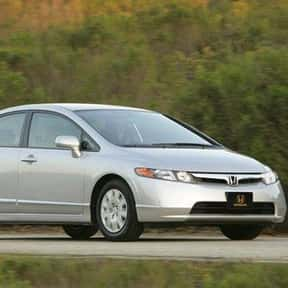 2008 Honda Civic Sedan is listed (or ranked) 22 on the list The Best Sedans of All Time