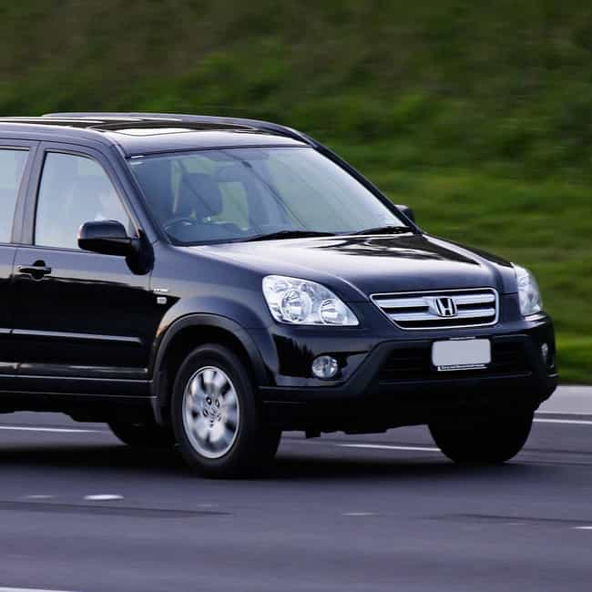2007 Honda CR V Is Listed Or Ranked 3 On The List