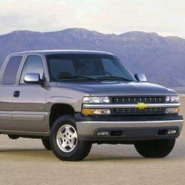 2001 Chevrolet Silverado... is listed (or ranked) 1 on the list The Best Chevrolet Silverados of All Time