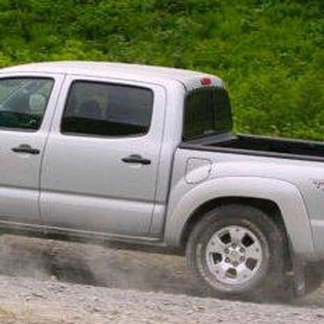 2005 Toyota Tacoma is listed (or ranked) 2 on the list The Best Toyota Tacomas of All Time