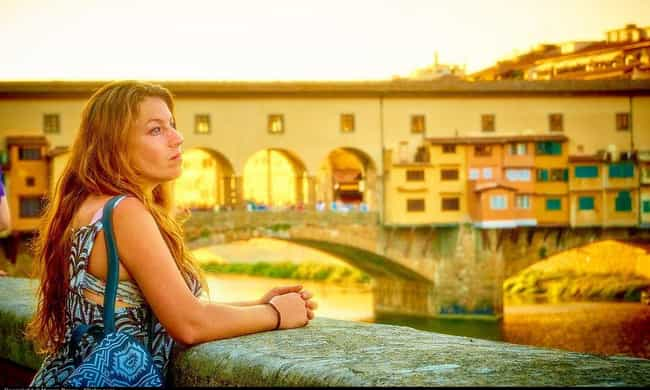 Florence is listed (or ranked) 4 on the list The Best World Cities for Artists