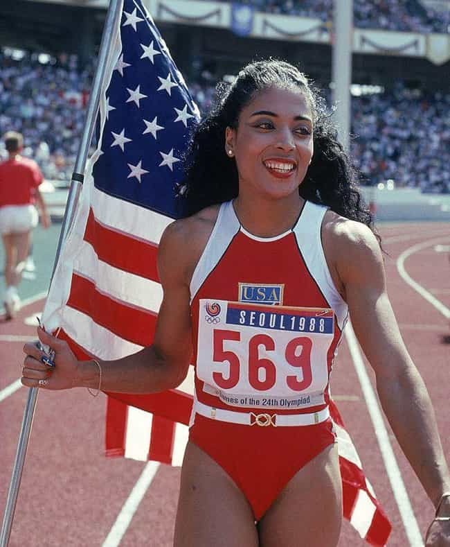 Florence Griffith Joyner is listed (or ranked) 4 on the list Female Athletes Caught Doping
