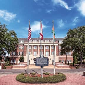Florida A&M University is listed (or ranked) 18 on the list Black Enterprise's Top 50 Colleges For African Americans