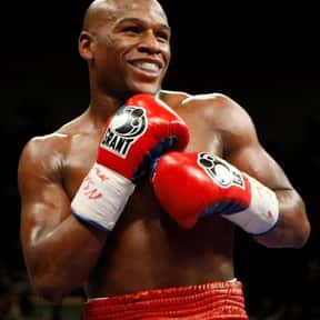 Floyd Mayweather Jr. is listed (or ranked) 20 on the list The Best Boxers of the 20th Century