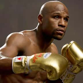 Floyd Mayweather Jr. is listed (or ranked) 18 on the list The Best Boxers of the 1990s
