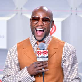Floyd Mayweather Jr. is listed (or ranked) 6 on the list The Worst Falls from Grace in 2015