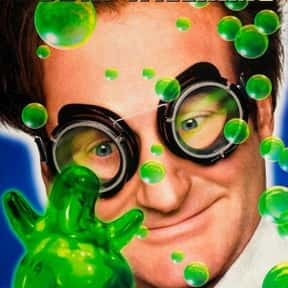 Flubber is listed (or ranked) 18 on the list The Best Ever Robin Williams Movies