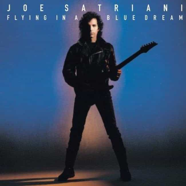 Flying in a Blue Dream ... is listed (or ranked) 4 on the list The Best Joe Satriani Albums of All Time