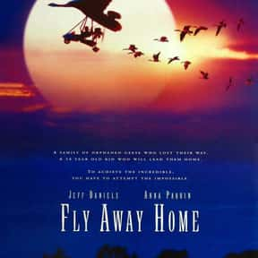 Fly Away Home is listed (or ranked) 15 on the list The Best Movies With A Little Girl Protagonist