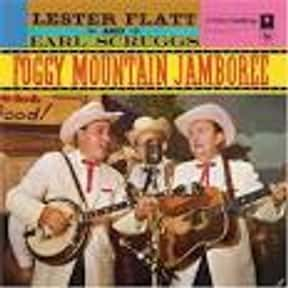 Foggy Mountain Jamboree is listed (or ranked) 2 on the list The Best Lester Flatt & Earl Scruggs Albums of All Time