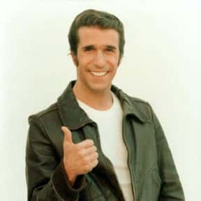Fonzie is listed (or ranked) 11 on the list The Greatest Rebels In TV History