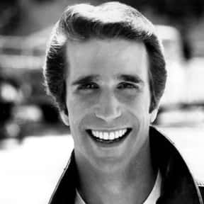 Fonzie is listed (or ranked) 9 on the list The Greatest Breakout Characters in TV History