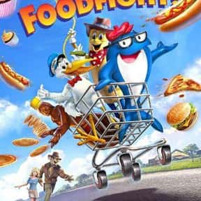 Foodfight! is listed (or ranked) 1 on the list The Worst CGI Kids Movies