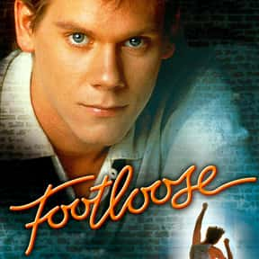 Footloose is listed (or ranked) 6 on the list The Greatest Soundtracks of All Time