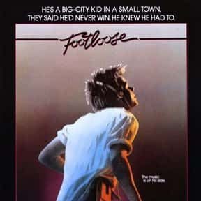 Footloose is listed (or ranked) 15 on the list The Greatest Teen Movies of the 1980s