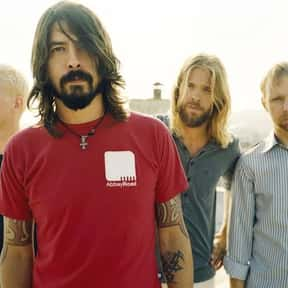 Foo Fighters is listed (or ranked) 17 on the list The Greatest Musical Artists Of The 2010s