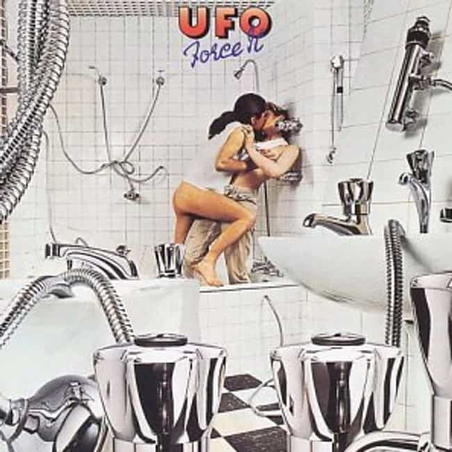 Force It is listed (or ranked) 4 on the list The Best UFO Albums of All Time