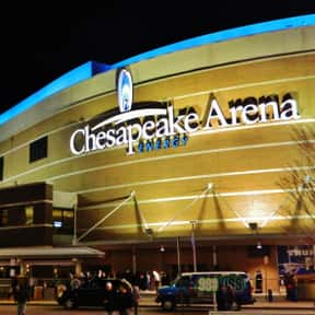 Chesapeake Energy Arena is listed (or ranked) 16 on the list The Best NBA Arenas