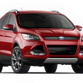 Ford Escape is listed (or ranked) 23 on the list Cars.com's Top 25 Fuel-Efficient Used Cars