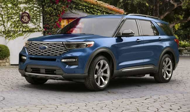 Ford Explorer is listed (or ranked) 3 on the list The Best New 2020 SUV Models On The Market