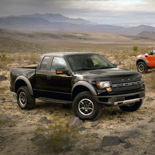 Ford F-Series is listed (or ranked) 1 on the list Celebrity Cars You Can Afford