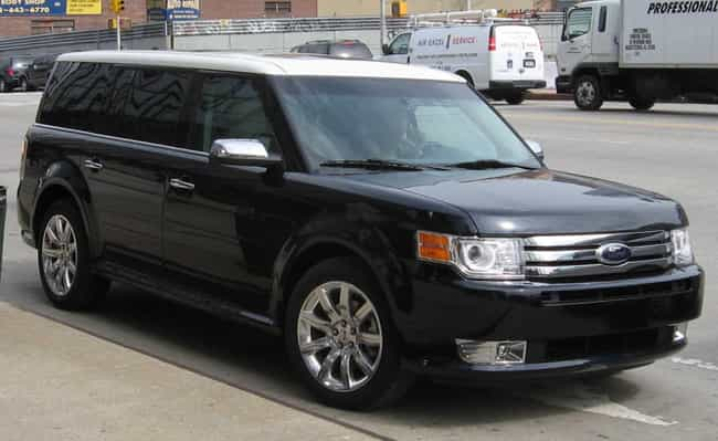 Ford Flex is listed (or ranked) 4 on the list The Best Cars For Senior Citizens