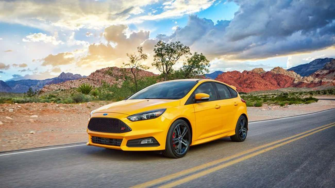 Ford Focus is listed (or ranked) 2 on the list Best Cars for Teens: New and Used, Ranked